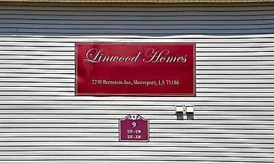 Community Signage, Linwood Homes, 2