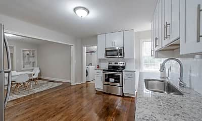 Kitchen, Room for Rent -  a 7 minute walk to bus 83, 1