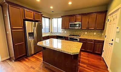 Kitchen, 175 NE 61st Terrace, 1