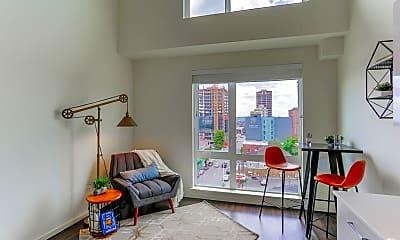 Living Room, 5001 Brooklyn Ave NE, 1