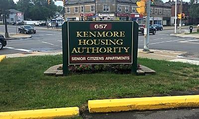 Kenmore Village Apartments, 1