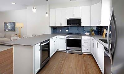 Kitchen, Avalon Acton, 1
