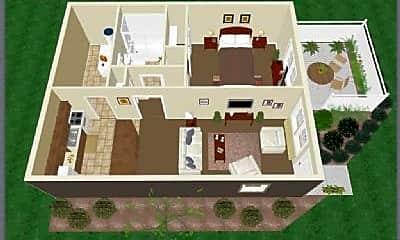 2576 Ranchside Terrace, 1
