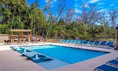 Pool, Station on McIntosh, 0