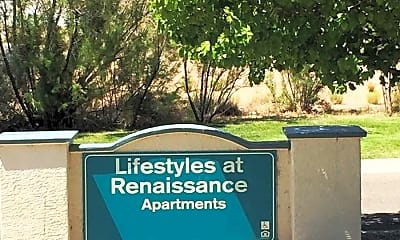 Renaissance / Lifestyle Apts., 2
