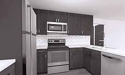 Kitchen, The Palmiere Apartments, 1