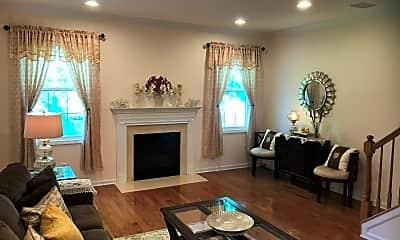 Living Room, 449 Hartford Dr, 1