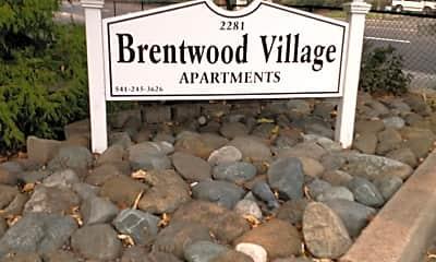 Brentwood Village, 1