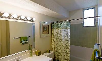 Bathroom, Moanalua Hillside Apartments, 2