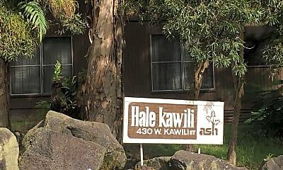 Hale Kawili Apartments, 1