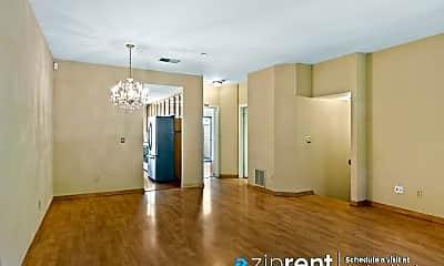 Living Room, 990 La Mesa Terrace, Unit F, 1
