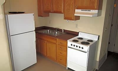 Kitchen, 307 E 3rd Street, 1