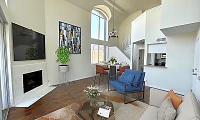Living Room, 1529 S Bundy Dr 202, 0