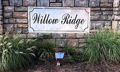 Willow Ridge Apartments, 1