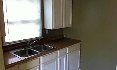 Kitchen, 801 N 81st Terrace, 1
