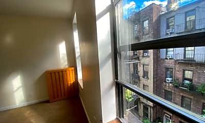 Bedroom, 408 W 51st St, 1