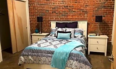 Bedroom, Port City Apartments, 2