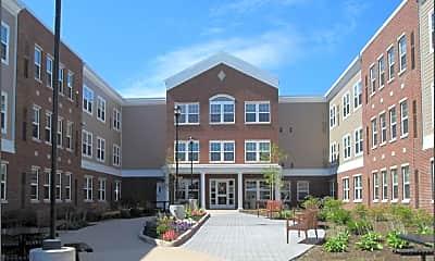 Building, Eastman Commons, 0