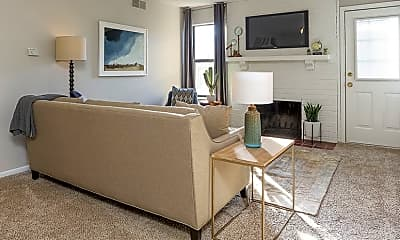 Living Room, The Meadows, 0