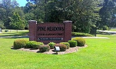 Pine Meadows Senior Community, 1