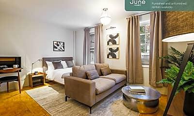 Living Room, 514 Hudson St, 1