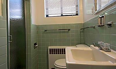 Bathroom, Connecticut House, 2