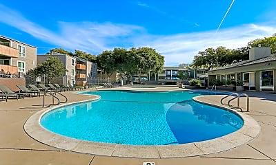 Pool, Pathfinder Village Apartments, 0