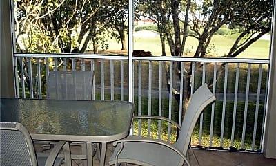 Patio / Deck, 12060 Summergate Cir 201, 2
