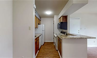 Kitchen, 904 University Oaks Blvd 62, 1