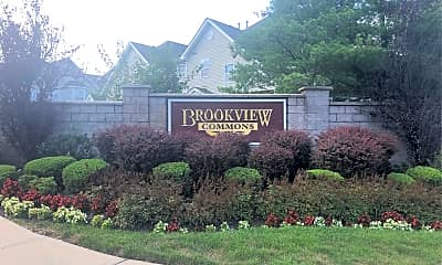 Brookview Commons, 1