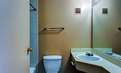 Bathroom, Audubon Park Place, 2