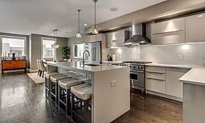 Kitchen, 401 W First St 302, 1