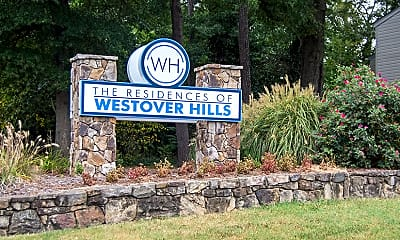 Building, The Residences of Westover Hills, 2