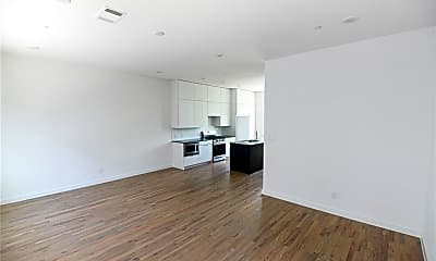 Living Room, 427 W 10th St. Unit 103, 1