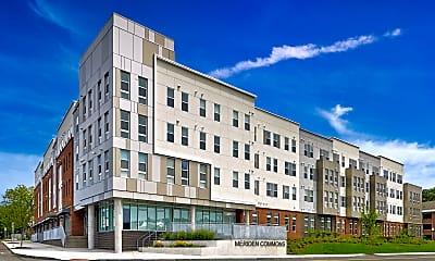 Building, Meriden Commons, 0