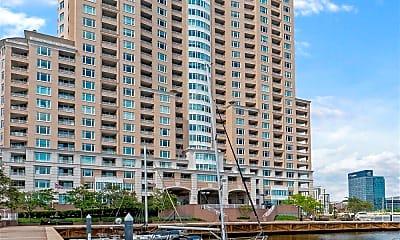 Building, 100 Harborview Dr 411, 0
