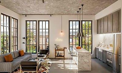 Living Room, 824 N Calvert, 0