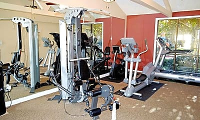 Fitness Weight Room, 7415 Tallow Wind Trail, 1