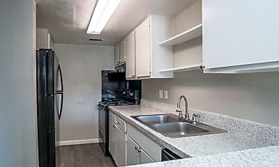 Kitchen, Vista Buena, 1