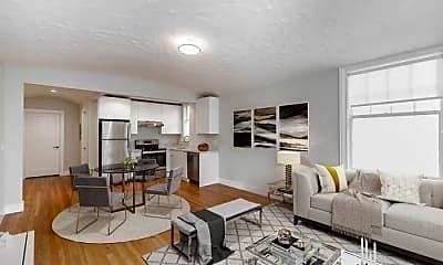 Living Room, 2224 Leavenworth St, 1