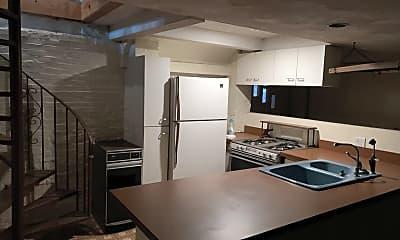 Kitchen, 35 Sheafe St, 1