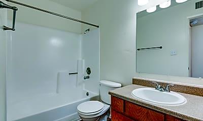 Bathroom, The Standard East, 2