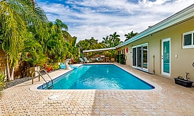 Pool, 3320 NE 18th Terrace, 0