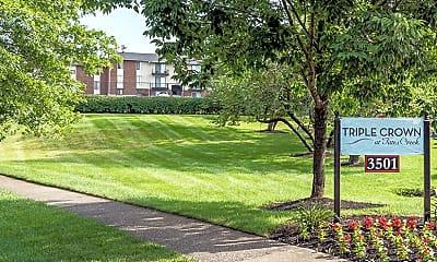 Landscaping, Triple Crown at Tates Creek, 2