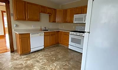 Kitchen, 91 Swan Street, 1