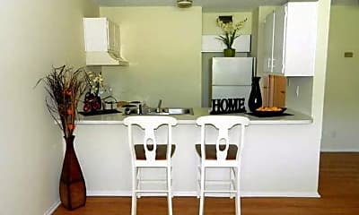 Creek Ridge & Pleasant Terrace Apartments, 1