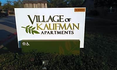 Village of Kaufman, 1