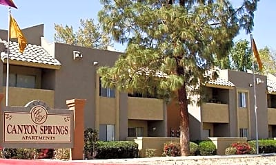 Building, Canyon Springs, 0