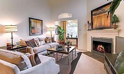 Living Room, Magnolia Creek, 1