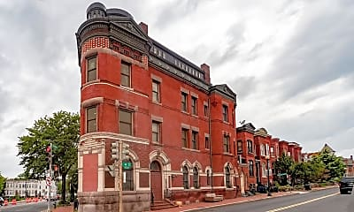 Building, 1800 4th St NW 3, 1